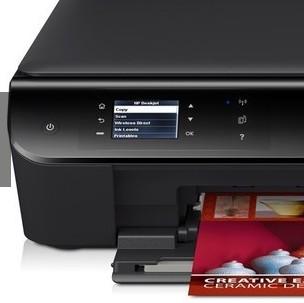 网上看惠普打印机的3548这款的图片,好像是带显示屏的