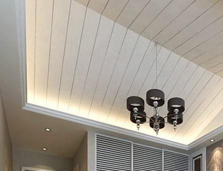 家装吊顶 斜顶,客厅吊顶图片