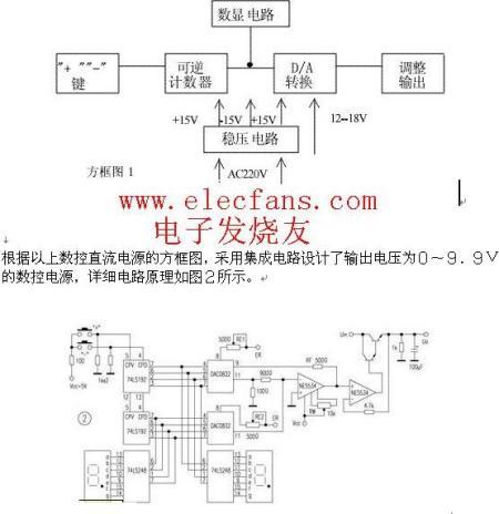 调整管采用大功率达林顿管,确保电路的输出电流值达到设计要求.