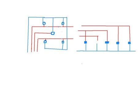 支路的漏保的漏电动作电流一定要小于主电路的漏电动作电流.