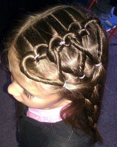 儿童短发的发型艺术有头发短刚好扎起来怎样扎好看