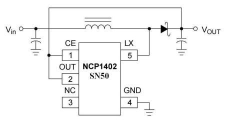 求一个3v变5v的直流升压电路图,还有哪些型号元器件