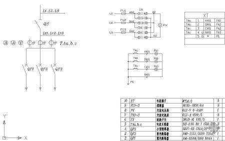 组合开关在电路图中应用什么符号表示?