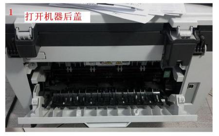 打印机兄弟7030拆解及安装定影单元热辊的详细流程,请