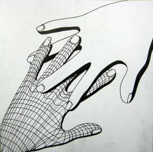 字体设计手绘作业