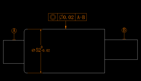 AutoCAD中配合会所操作的详细标注公差v会所步骤cad平面图图片