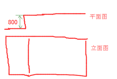 cad立面意思中,这个图纸符号代表?cad跳乱图片