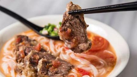 中国到底哪里的牛肉面最好吃?的头图