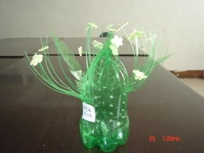 塑料瓶变废为宝小制作都有哪些的呢