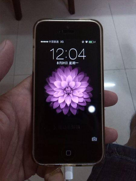 我的手机5手机在昨天过来了一下关机一夜开不开自动任务苹果图片