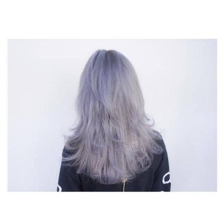 求助,求张烟灰色头发的图片,回答采纳