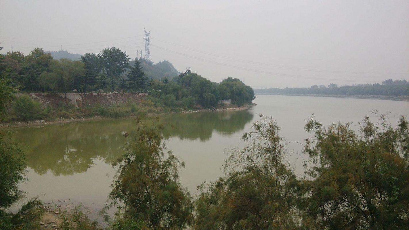 郑州黄河游览区一日游201410