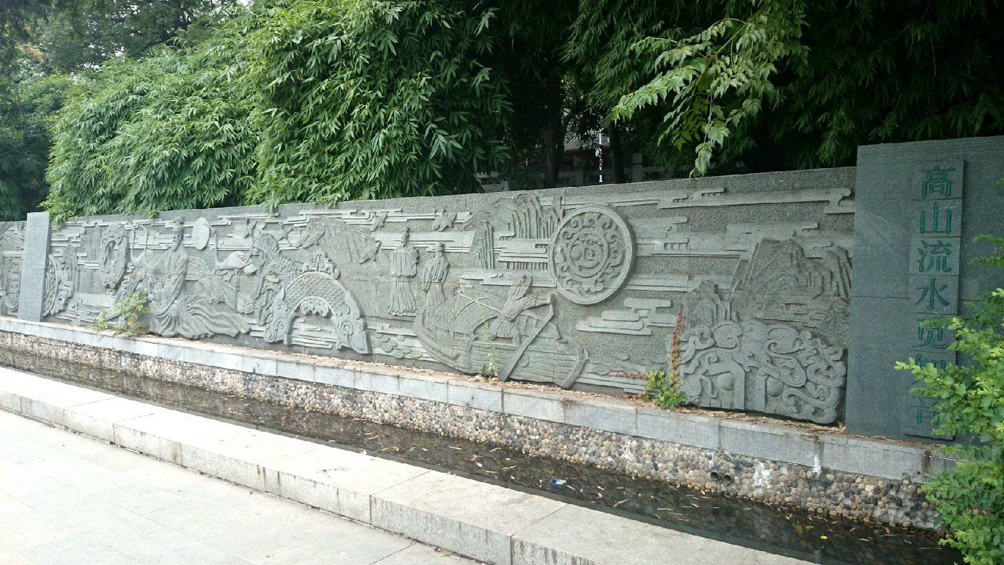 武汉古琴台 知音难求图片