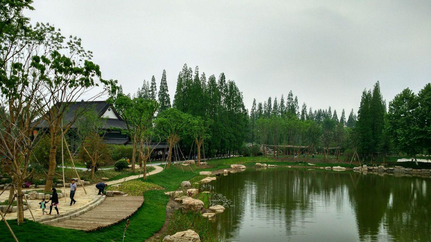 20150509徐州邳州市桃花岛公园