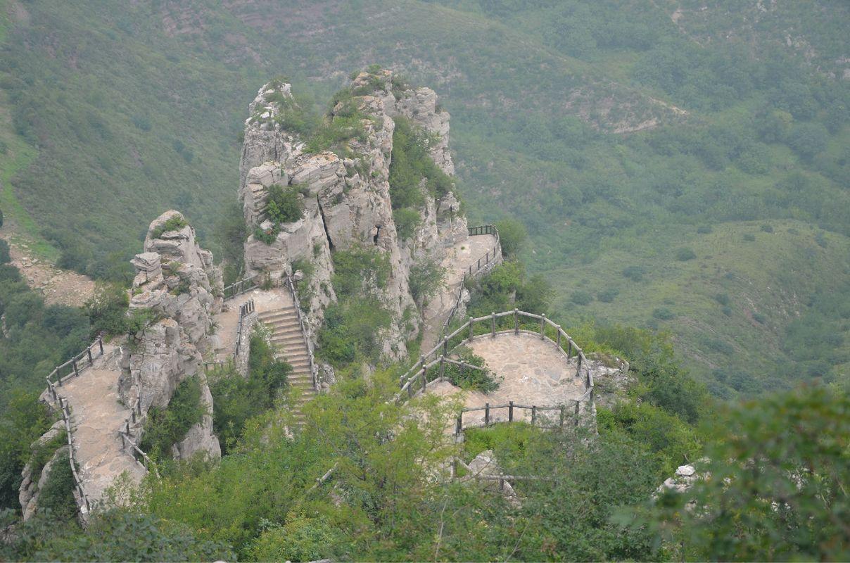 欧式城堡?石林?图片