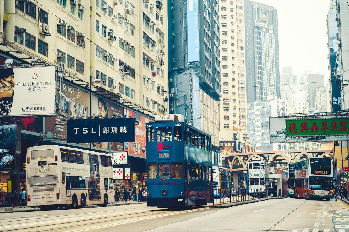 图集 香港印象