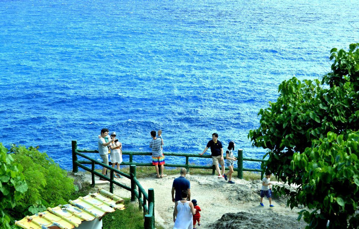 塞班岛--鸟岛_旅行画册旅行图片_百度旅游