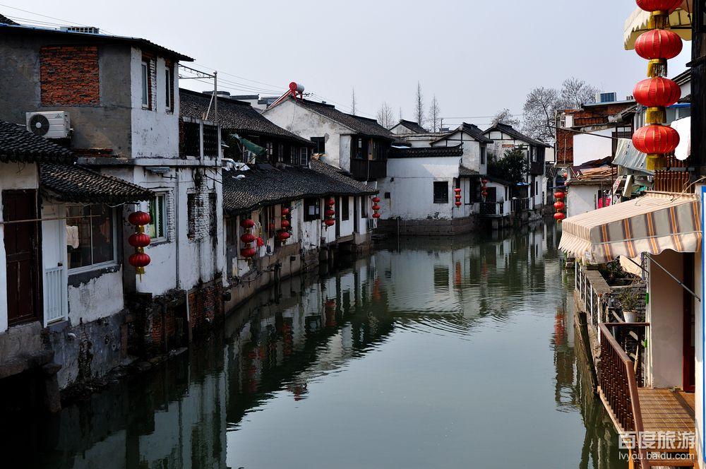 上海朱家角古镇自驾游(大量图片送上)_上海旅游攻略