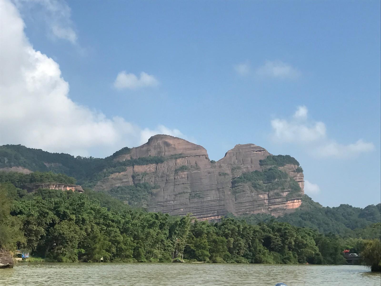 梅州五华山风景区