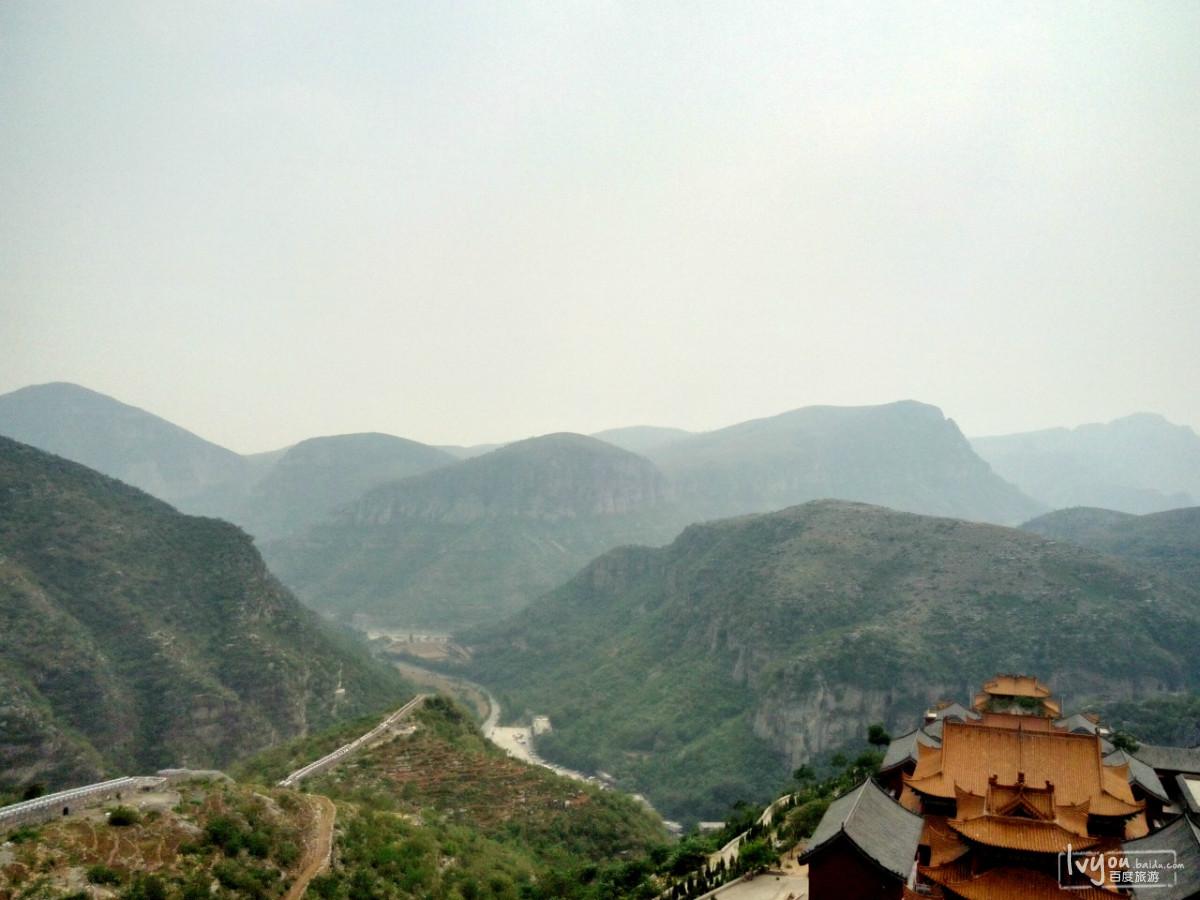 端午节小长假,鹤壁古灵山风景区一日游