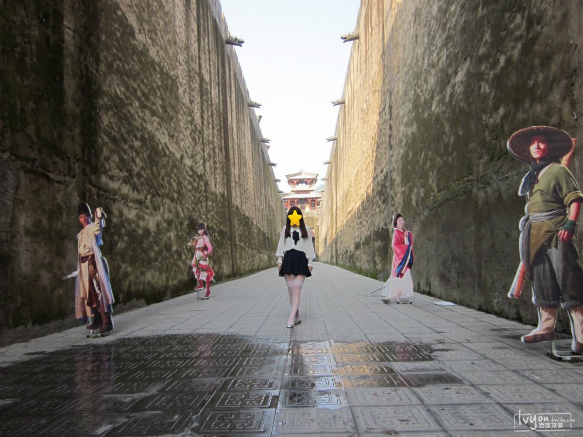 蔡小5的横店自助游超详细皇后(交际内含攻略)攻略2见到养成记明星图片