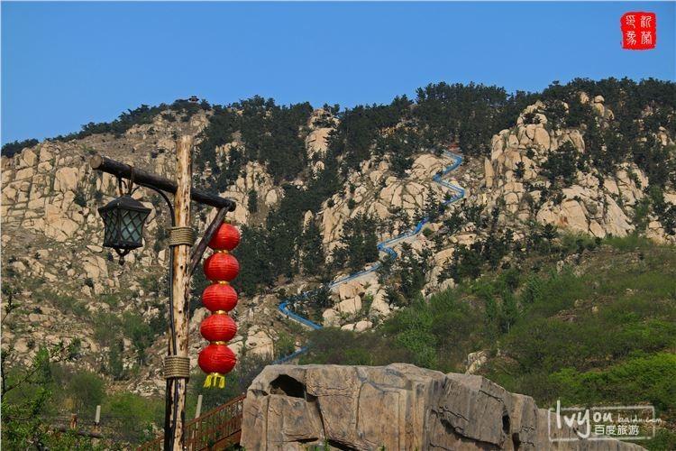 六里鬼谷景区位于山东蒙山大洼度假区,西邻