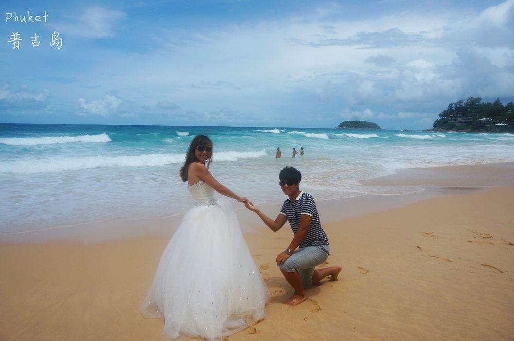 海边婚纱背景素材