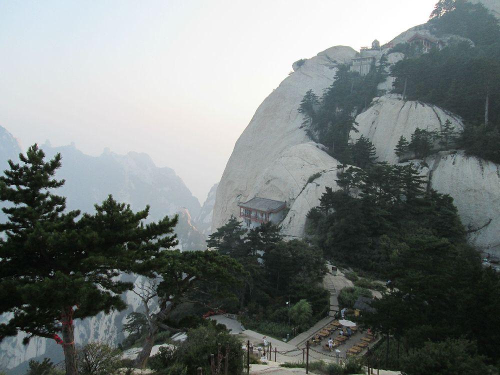华山风景图高清无水印