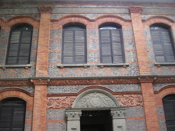 欧式雕花墙图片