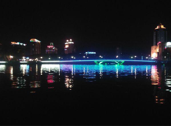 南通高清夜晚风景