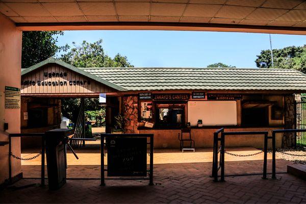 动物园的大门口图片