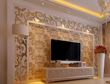 电视墙 石膏板 结实吗