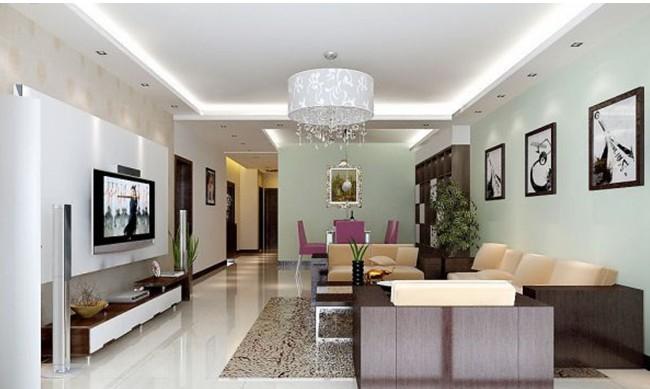120平方房子长12米宽10米 三室一厅装修效果图谁帮忙设计一个 省钱