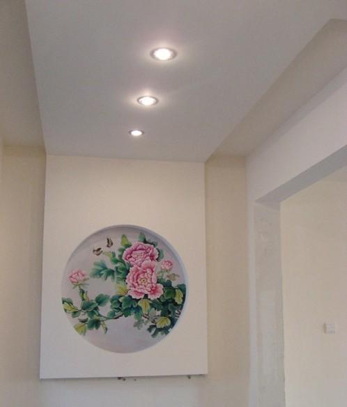 上海手绘墙公司