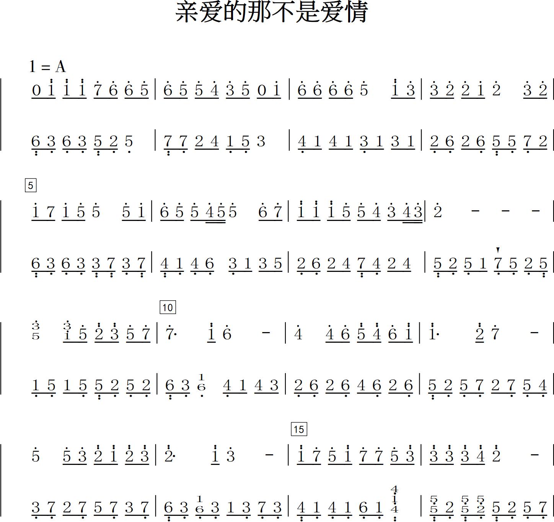 怎么翻译钢琴谱