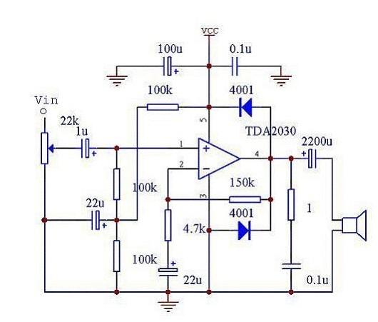 电路 电路图 电子 原理图 530_451