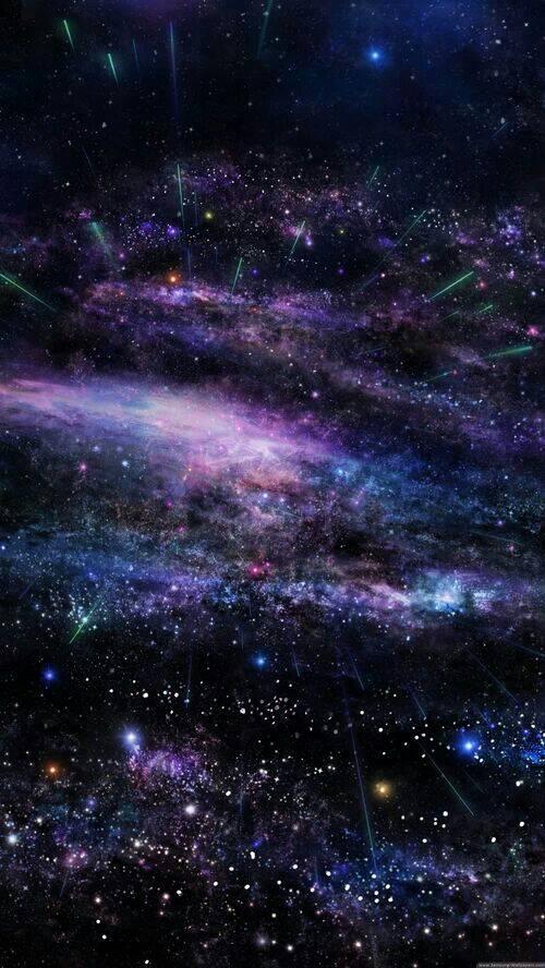 求高清的星空大图 高清的啊 竖着的 不要横的