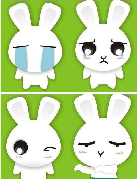 这是一款可爱类型的手机壁纸       超萌的可爱兔子 希望楼主采纳