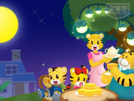 变成小孩子 可爱巧虎岛dvd(05) 1.我的发明 2.桃乐比的恶梦 3.