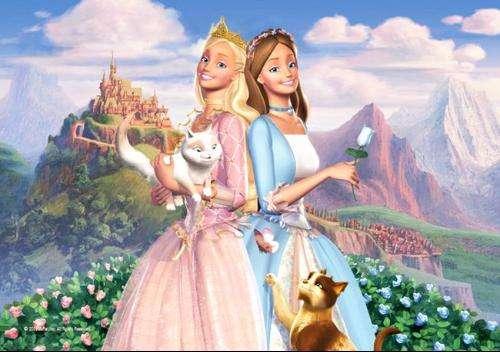 《芭比公主》动画片大全里面《芭比之十二个跳舞的公主》的主要内容说图片