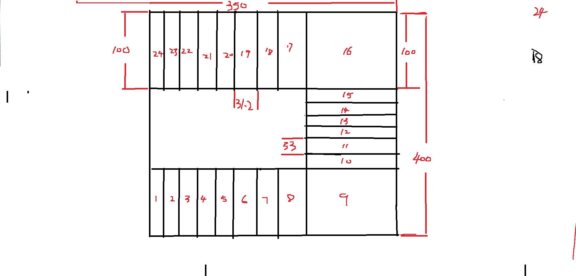 8的三转楼梯设计图
