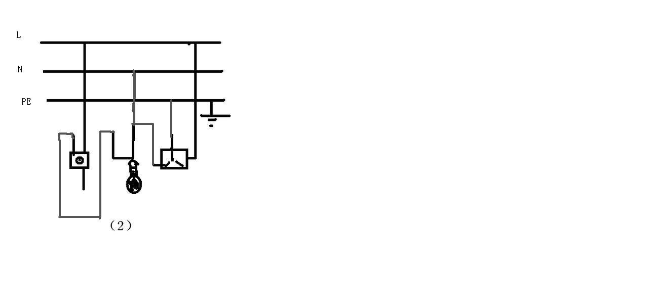物理 八年级 下 安全用电 火线零线 (讲一讲家庭电路接法,注意事项)