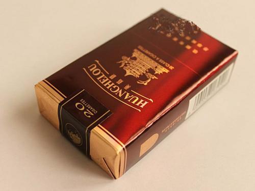 硬红盒黄鹤楼香烟_黄鹤楼硬盒一面是红色一面是黑色的香烟多少钱一盒