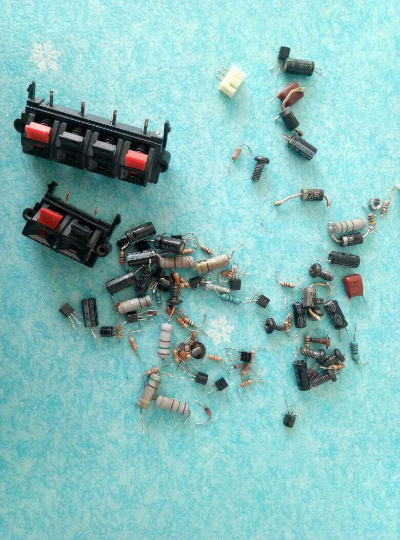 d718,和b688制作大功率功放