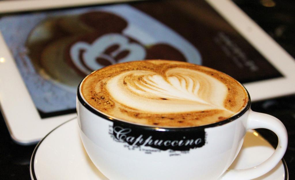 卡布奇诺咖啡的做法 百度经验
