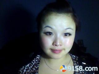 中分适合脸胖的女生嘛?大家看下我的这个脸型,可以留什么发型?