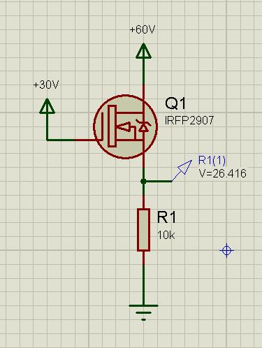 nmos 防反电路