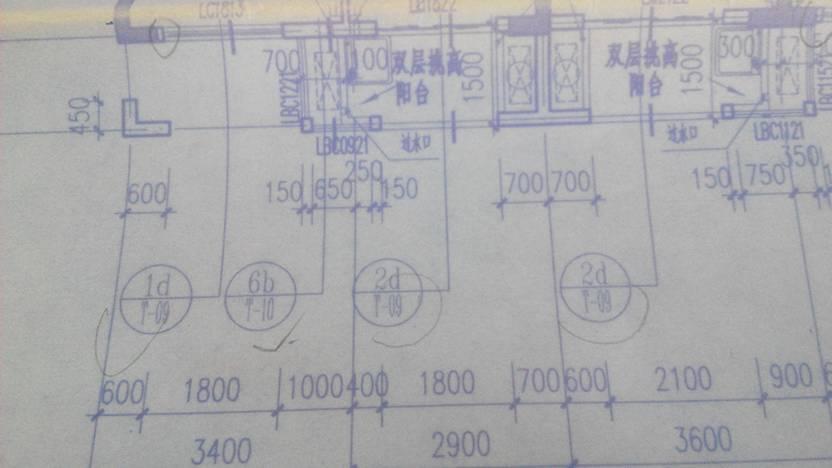 建筑施工图上这个圆圈标注是图纸是节点说clf意思浮选机图片