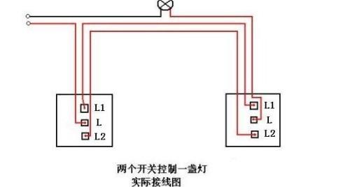 如果仍然控制灯,那么火线接入插座l,再从插座l接线到开关l.