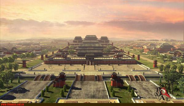 大明宫的成功申报世界文化遗产